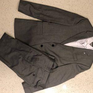 Zara Men's basic 2 piece suit